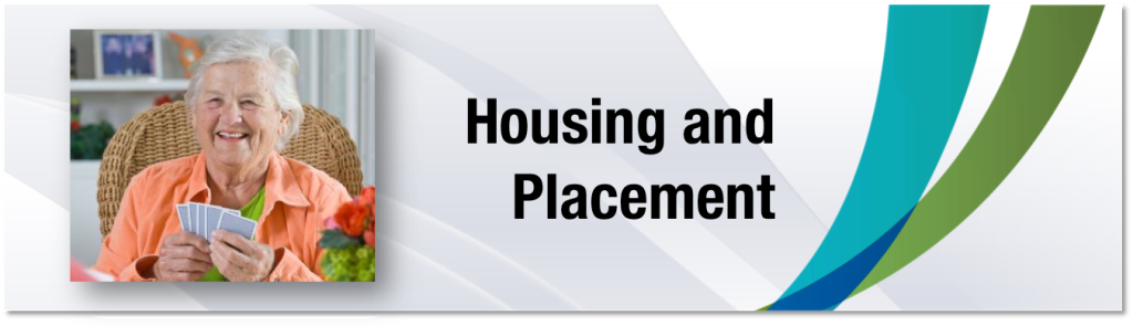 Senior Housing and Placement