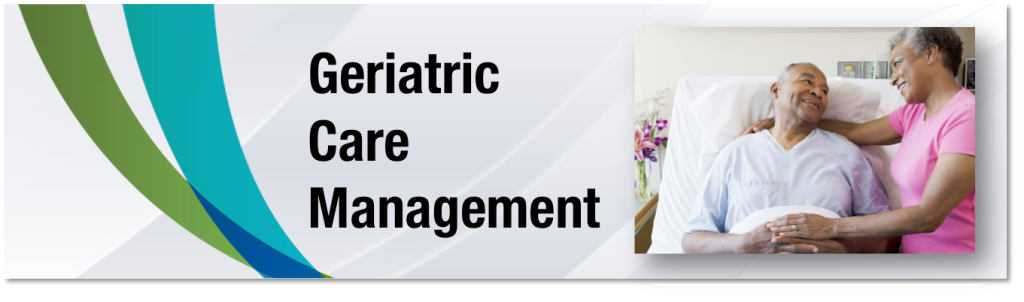 Geriatric Care Management